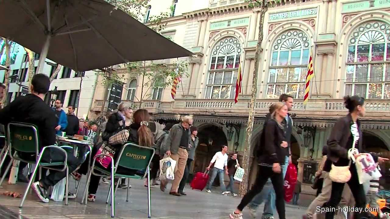 Tourist information barcelona city spain youtube for Watches of spain