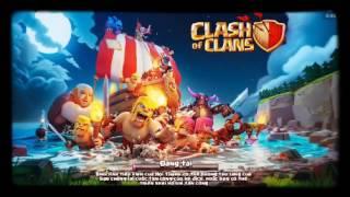 Clash of clans giao lưu cùng clan ae thanh hà