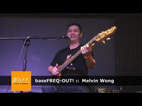 bassFREQ :: Melvin Wong