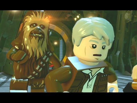 LEGO Star Wars: The Force Awakens - 100% Guide #5 - The Eravana (All Minikits)