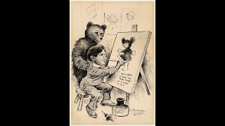 American Artifacts: Clifford K. Berryman Political Cartoons Preview