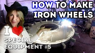 How to make the Iron Wheels. And Why? [ITA/ENG]
