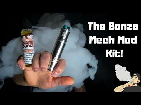 Best Kit For Under $100! Bonza Mech Mod Kit!