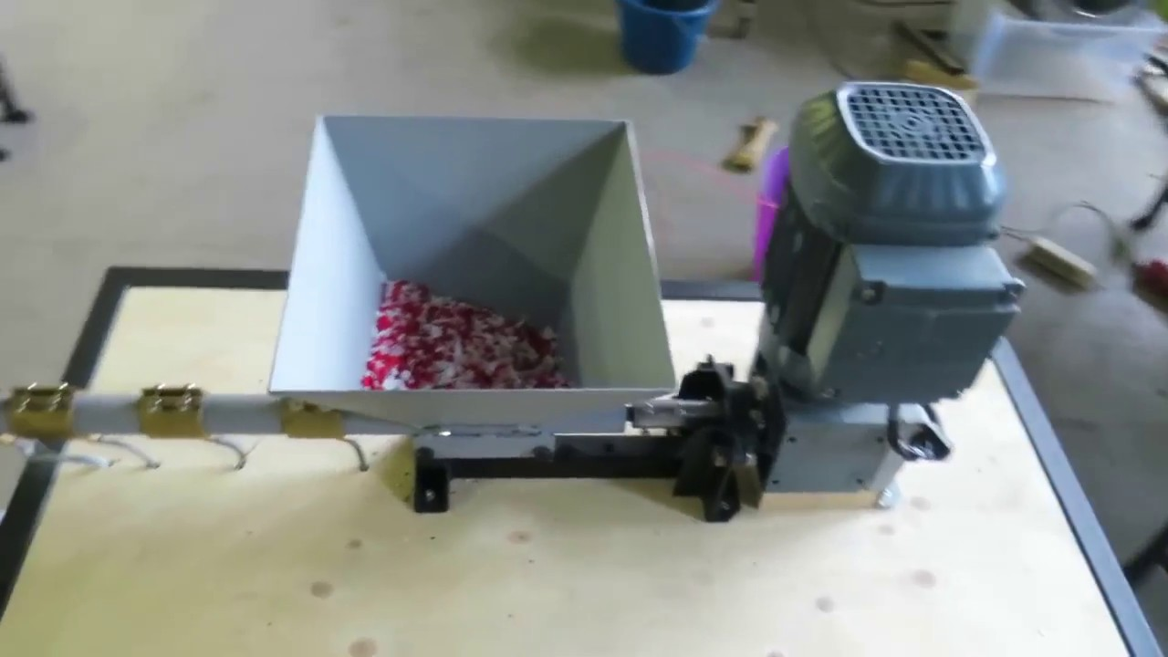 3d Printer Filament Maker Youtube