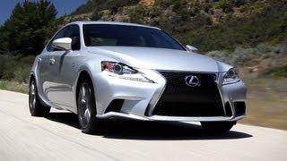 Lexus IS 350 2014 Videos
