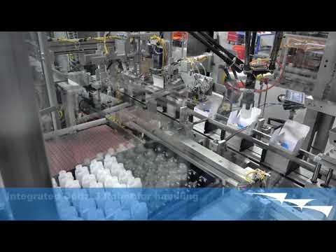 CE-GLT - Auto-Bottom Carton Erector, Loader, And Top Closer | AFA Systems
