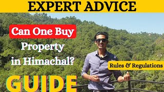 Who can & cannot Buy Property in Himachal? Construction Cost? - Property Round