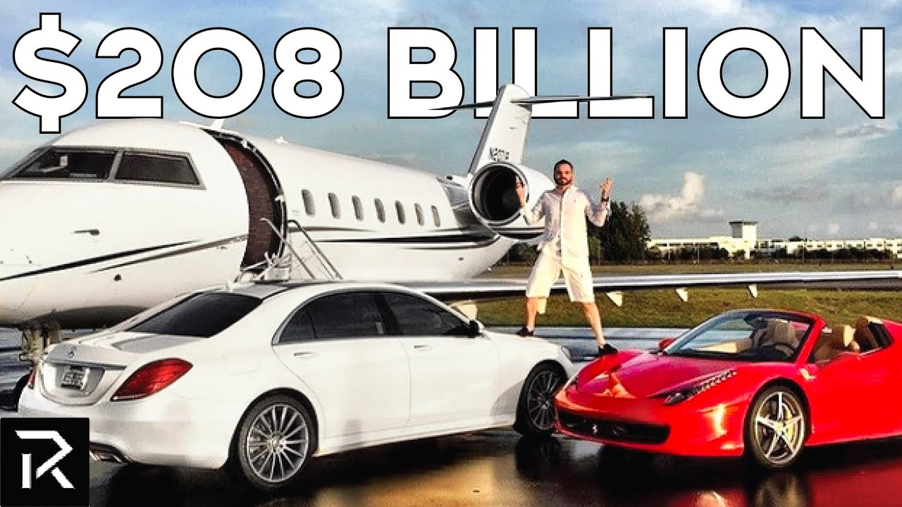 What It's Like To Be A Billionaire In Singapore