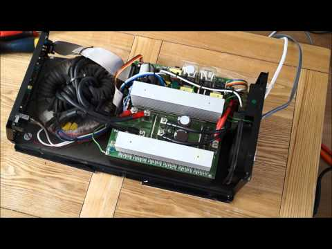 3KW Pure Sine Wave Inverter Breif Teardown