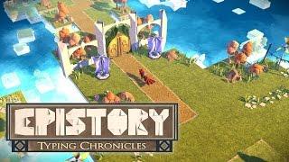 Epistory : Typing Chronicles - Aventure Poétique au Clavier - FR PC