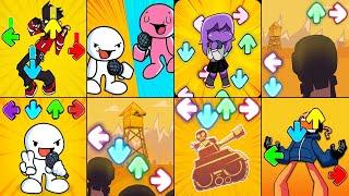 Friday Night Funkin VS Siren Head,AGOTI Mod FNF Music Battle Parasite Song  Hard,FNF multiplayer
