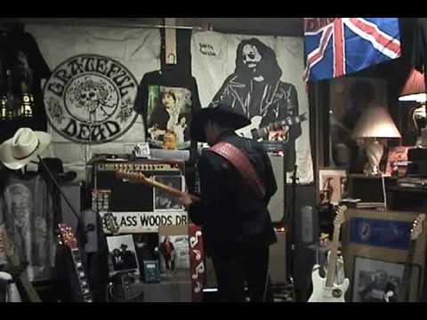 Jeffrey Guitar Salinas~Live From His Garage (7): Velvet Sky