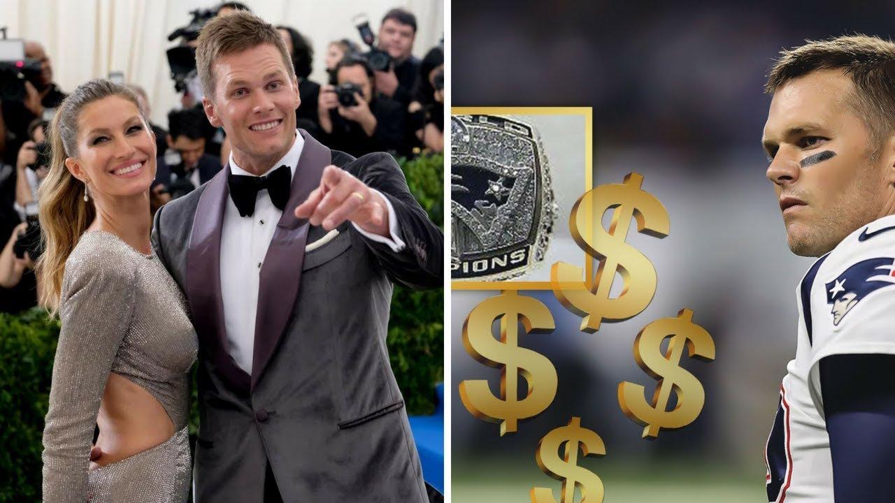 Tom Brady Net worth 2018 Updated