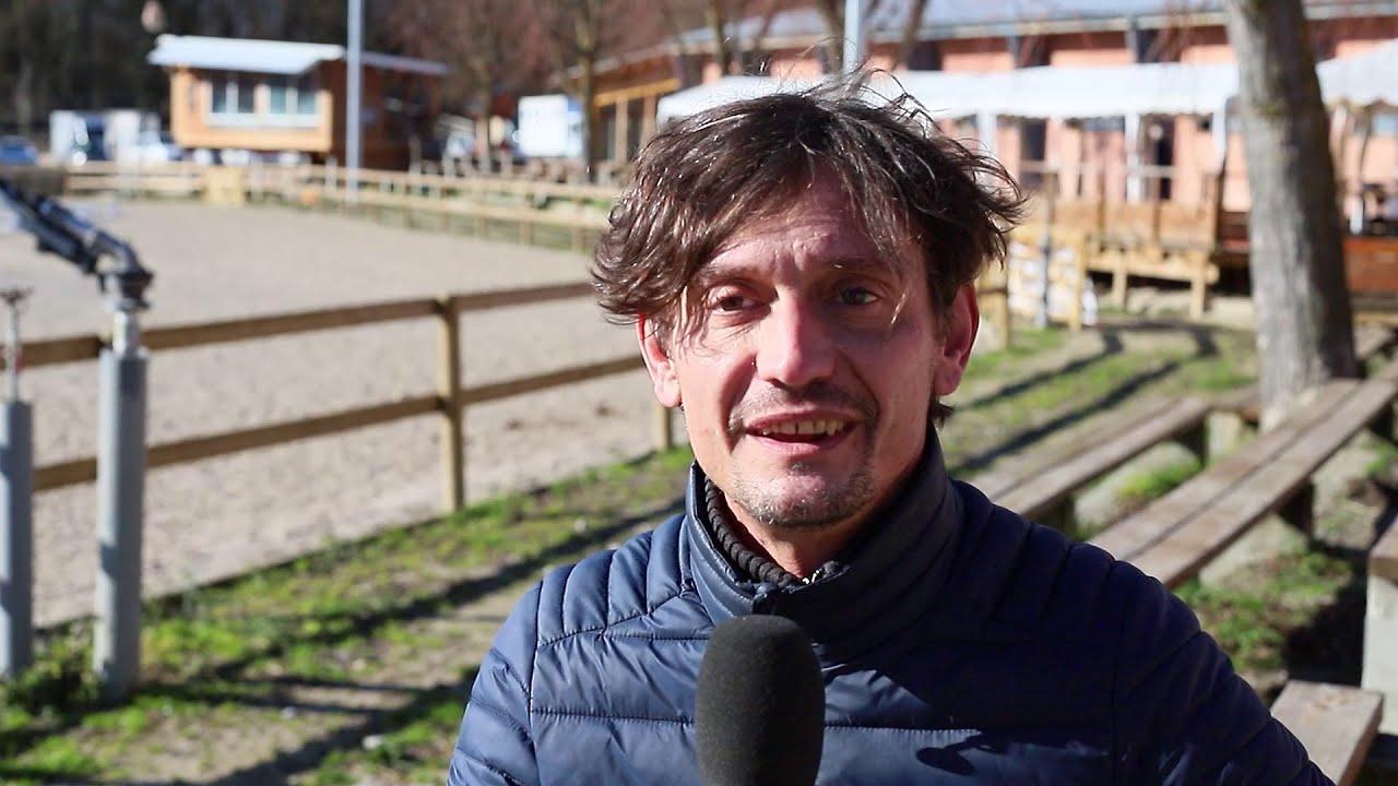 interview Stephane Lupieri, Vice-Président du CDE Isère et Responsable de la Commission Dressage