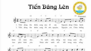 Tiến Dâng Lên- Phanxico || Dâng lễ || Nhóm SVCG Trung Chí