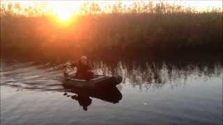 Лодка AQUASTAR ВНТ 249 + Электромотор