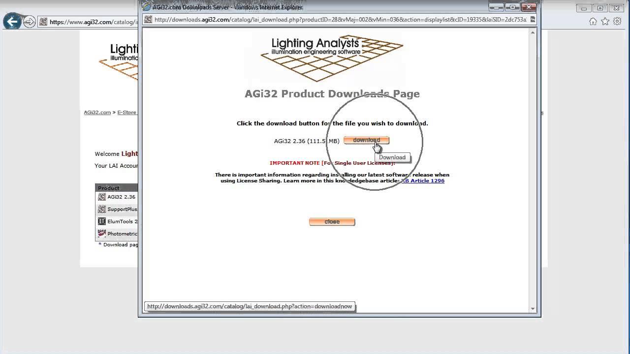 How to install AGi32
