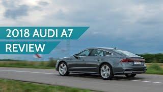 2018 Audi A7 Sportback 50 TDI quattro review: who needs luxury SUVs?