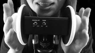 Лучшее асмр облизывание микрофона