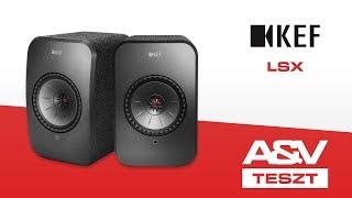 KEF LSX aktív hangfal teszt AV-Online 7ac4a5c7b6