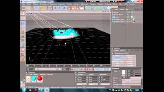 как сделать картинку в программе cinema 4D