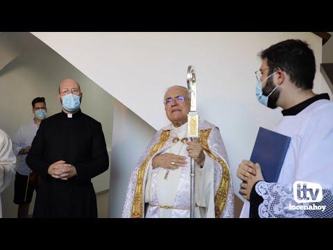 VÍDEO: El Obispo de Córdoba inaugura las obras realizadas en El Carmen y preside la Función Religiosa. Te lo contamos en este vídeo