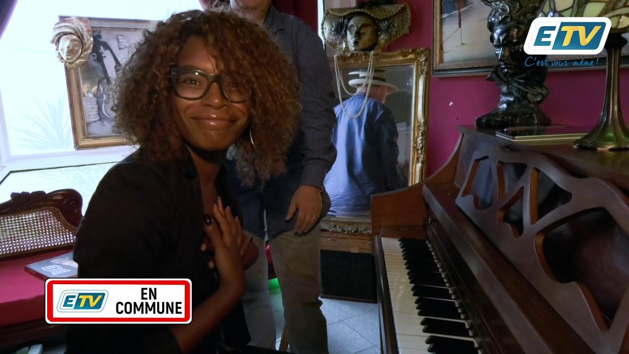 ETV en Commune rencontre un jeune prodige du piano