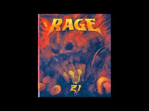 Клип Rage - black and white