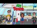 My Town : Airport - How to Flight and Landed your Airplane