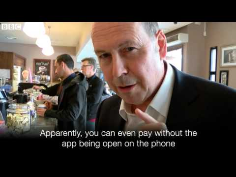 Android Pay expands to the UK   BBC News
