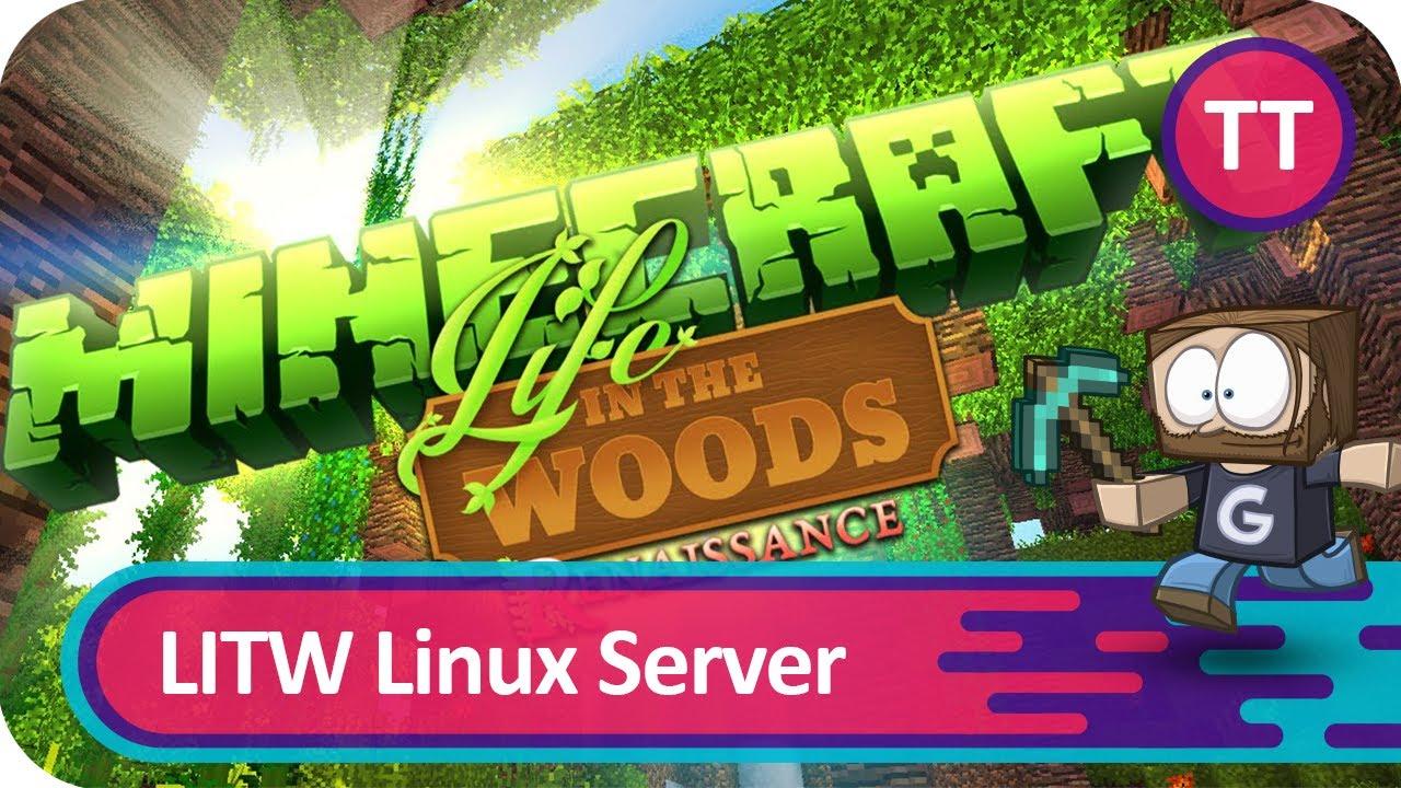 Life In The Woods Server Erstellen Wie Bei Gronkh Linux - Minecraft server erstellen life in the woods