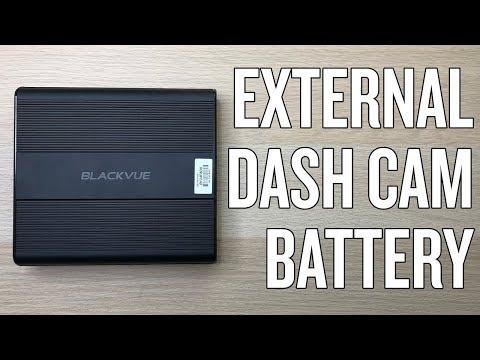 UNBOXING - BlackVue Power Magic Ultra Battery (B-124) - 동영상