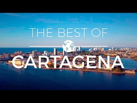 Colombia - The Best of Cartagena | Drone Videography 4K