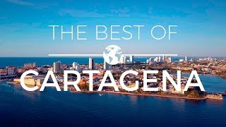 Colombia - The Best of Cartagena   Drone Videography 4K