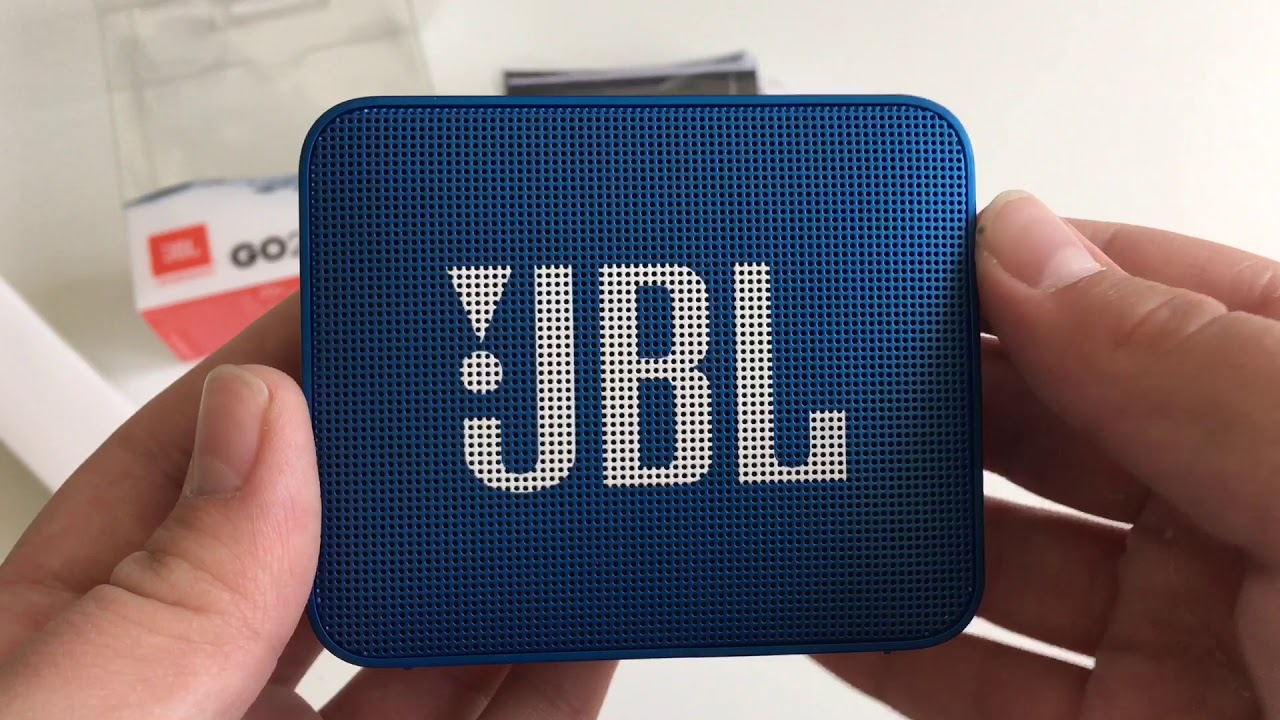 JBL GO 2 - Unboxing And Sound Test
