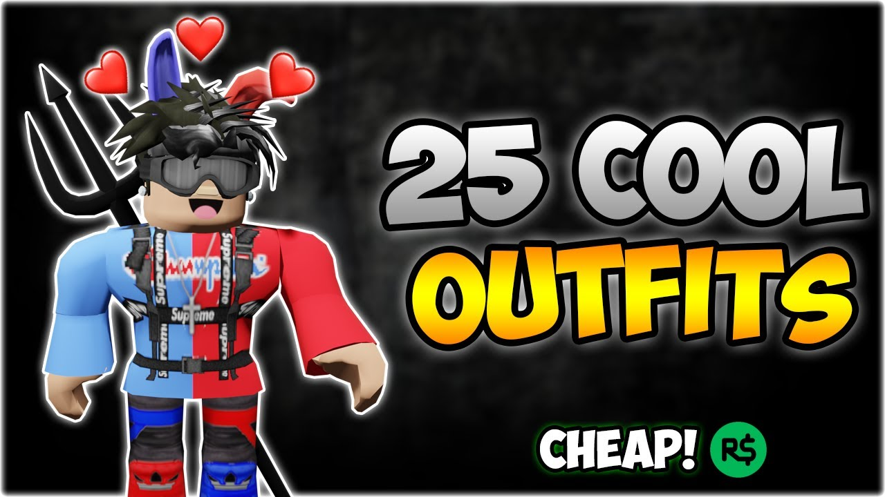 Top 25 Best Roblox Outfits Of 2020 Oder Outfits July