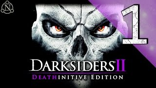 Darksiders II: Deathinitive Edition #01 Hallo Tod! [Gameplay/German/Deutsch] - Let