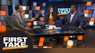 Stephen A. on Brady's retirement comments: 'This is Tom Brady feeling himself'   First Take   ESPN