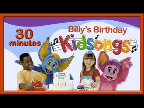 Happy Birthday Song | Billy's Birthday | Billy Biggle l Patty Cake | Kidsongs | Nursery | PBS Kids