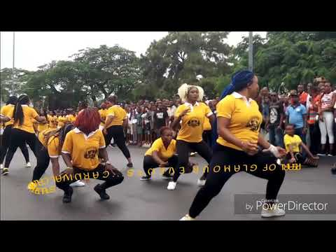 Carnival calabar 2nd dry...Freedom band