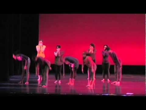 """RCC KC2011 - """"Dancing is just discovery, discovery, discovery"""""""