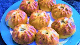 Татарские вэк бэлиши с мясом и рисом - маленькие пирожки, которые нравятся всем.