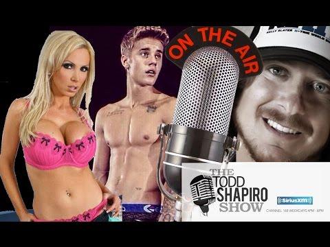Nikki Benz Reveals Justin Bieber has a Huge One!