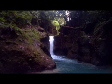 Binaliw Falls, Nahawan Clarin Bohol PH ( The Interislanders