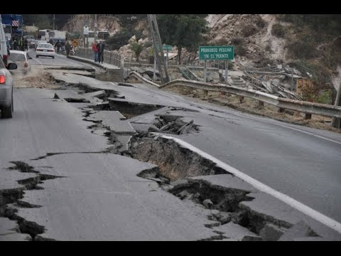Top Powerful Earthquake in the World Ever   - NEW 2016 Documentary