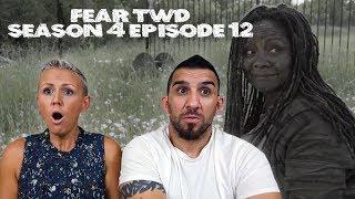 Fear the Walking Dead Season 4 Episode 12 'Weak' REACTION!!