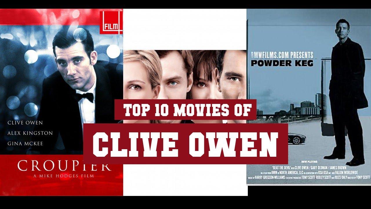 Download Clive Owen Top 10 Movies | Best 10 Movie of Clive Owen
