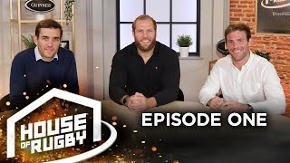 James Haskell on Freddie Burns, Leinster and an England recall | House of Rugby Ep1