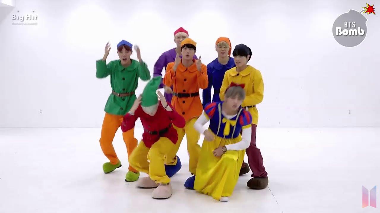 Download BTS X ARIANA GRANDE - GO GO x 7 RINGS [MAGIC DANCE]