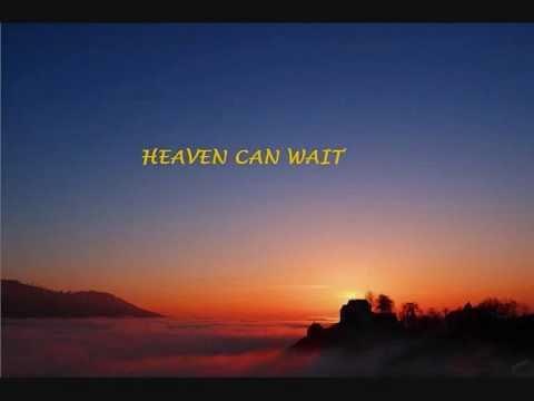 meat loaf  - heaven can wait (lyrics)